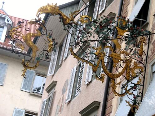 Lucerne Sign