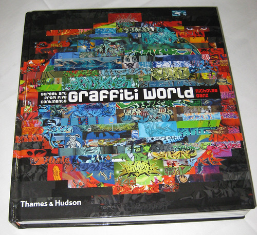 Graffiti World: Thames & Hudson x SEAK