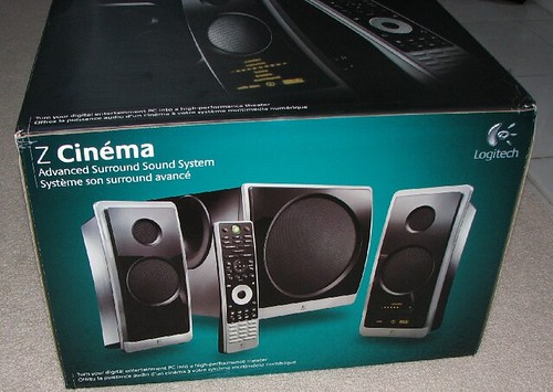 Logitech Z Cinema