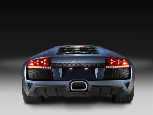 Lamborghini Murcielago LP560 Ad Personam rear