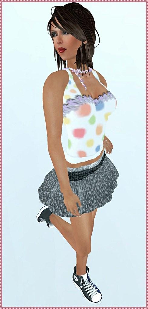 pic.'dica shiloh 'skirt'