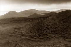 Nunivak Island - Interior (R. Drozda) Tags: film alaska volcano crater craterlake tundra nunivakisland cindercones solifluction drozda nunivakwilderness yukondeltanationalwildliferefuge