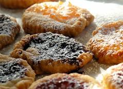 little jam tarts - sunny!