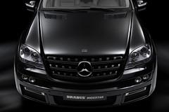 Mercedes M-Class brabus widestar pics