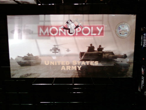 Army Monopoly