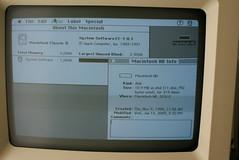 Apple Macintosh Classic II - Closeup (Dave Wongillies) Tags: apple macintosh macintoshclassicii