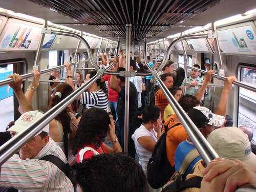 The proudness of Medellín: El Metro...