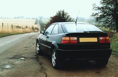 Corrado redux (DataHamster) Tags: film vw volkswagen olympus cheltenham vr6 corrado cleevehill om2n corradovr6