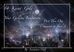 gold invited