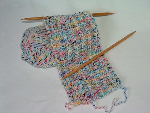 Emma's scarf