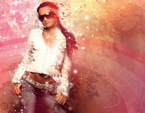 41 Nicest Photoshop Photo Effects [Photoshop Tutorials]