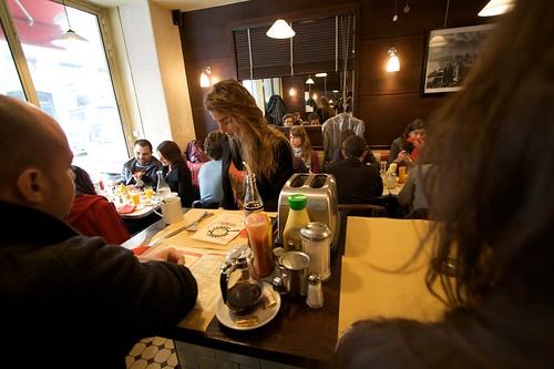 Food moods : BIA Marais