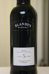 Blandy's 5 year old Bual Madeira