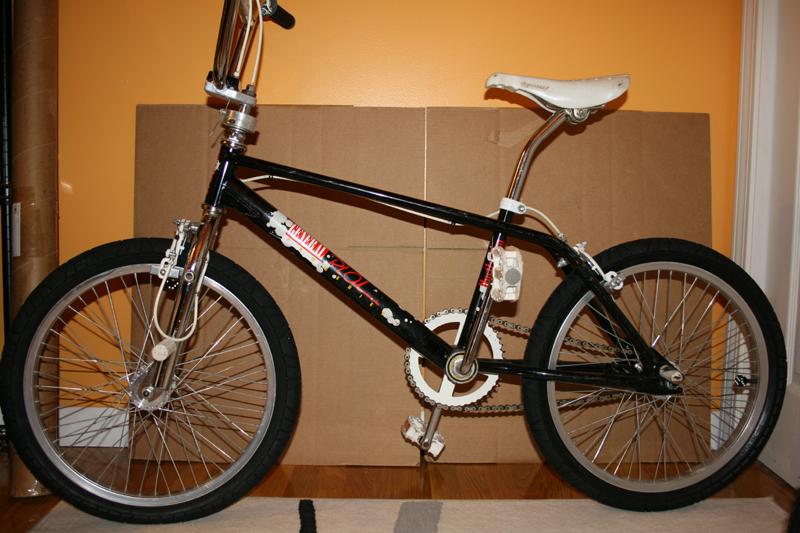 bike hustler Bmx