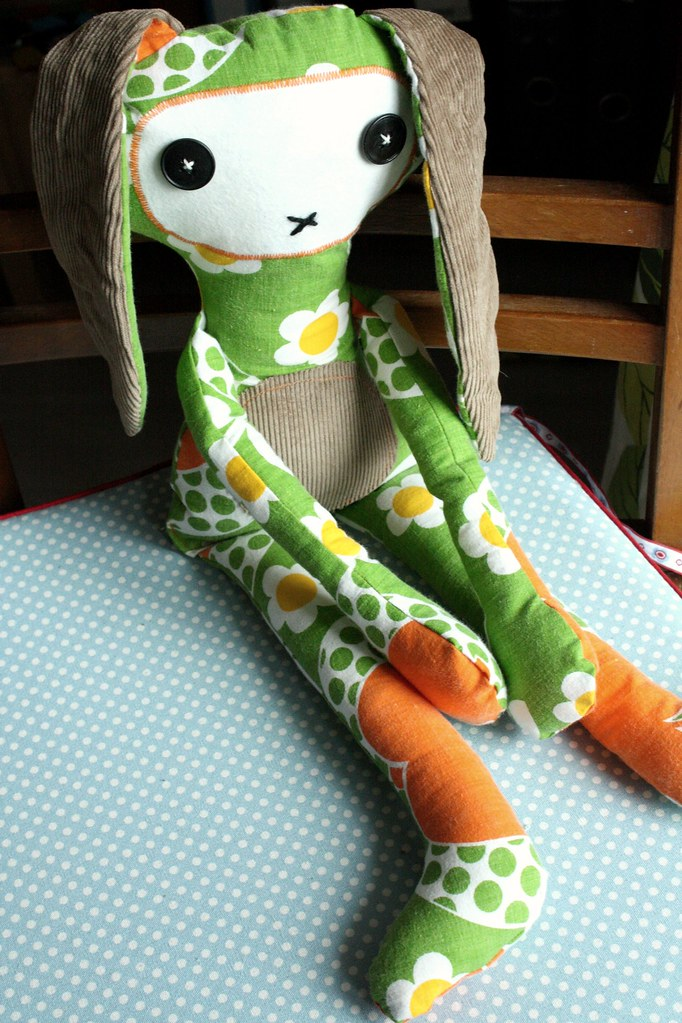 Manati- Bunny für Frieda