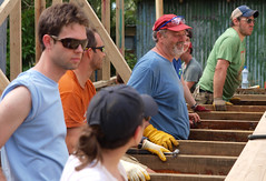 Hardwood Flooring (HangYang) Tags: fiji habitatforhumanity 2009 globalvillage