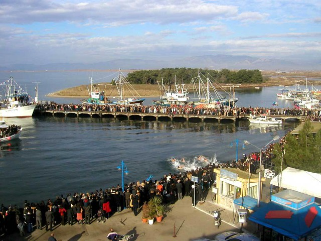 Ανατολική Μακεδονία & Θράκη - Καβάλα - Δήμος Κεραμωτής Θεοφάνεια στην Κεραμωτή