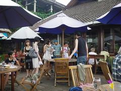 火山湖景觀餐廳