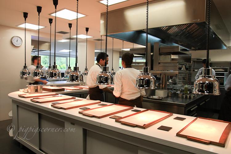 kitchen Mugaritz, San Sebastian