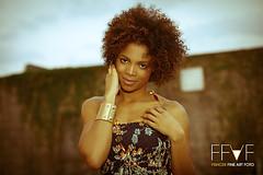 The Bold & The Beautiful Series (GInkz) Tags: urban beautiful smile happy nappy naturalbeauty curlyhair bohemian flowerpattern beadednecklace africanamercian glamours