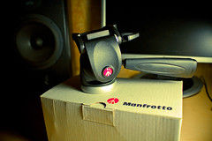 Hello Manfro (Leon Terra) Tags: jr manfrotto fluidhead 391rc2