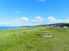 The Murrough Beach, Wicklow Town
