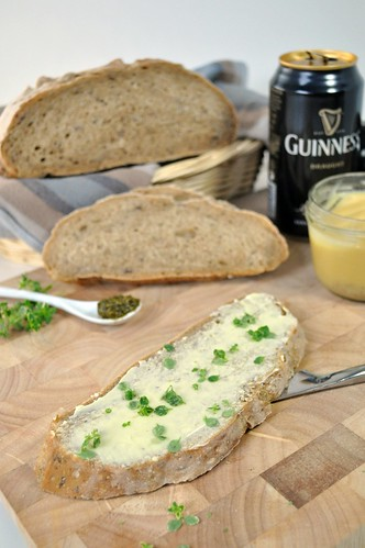 Guinness Bread with Herbs