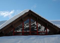 the view (Swanky Feline) Tags: winter snow ski wyoming teton jacksonhole