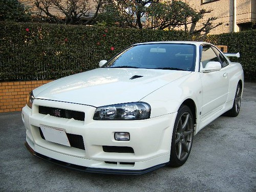 2001 SKYLINE GTR SPEC-V RB26DETT