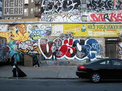 vescr (Luna Park) Tags: nyc ny brooklyn graffiti revs peak williamsburg lunapark jesussaves darks ymicrew vescr