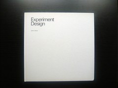 Experiment Design (AisleOne) Tags: graphicdesign swiss internationaltypographicstyle graphicdesignbooks experimentdesign abcverlag