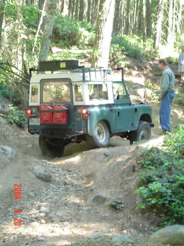 Mount Sicker trail 1