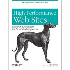 Book Cover: High Performance Web Sites