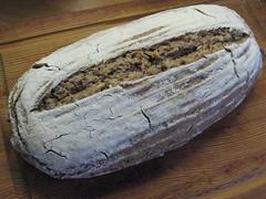 halvgrovt bröd