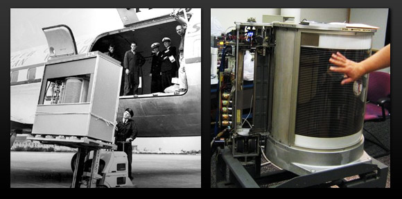 1950's IBM hard drive