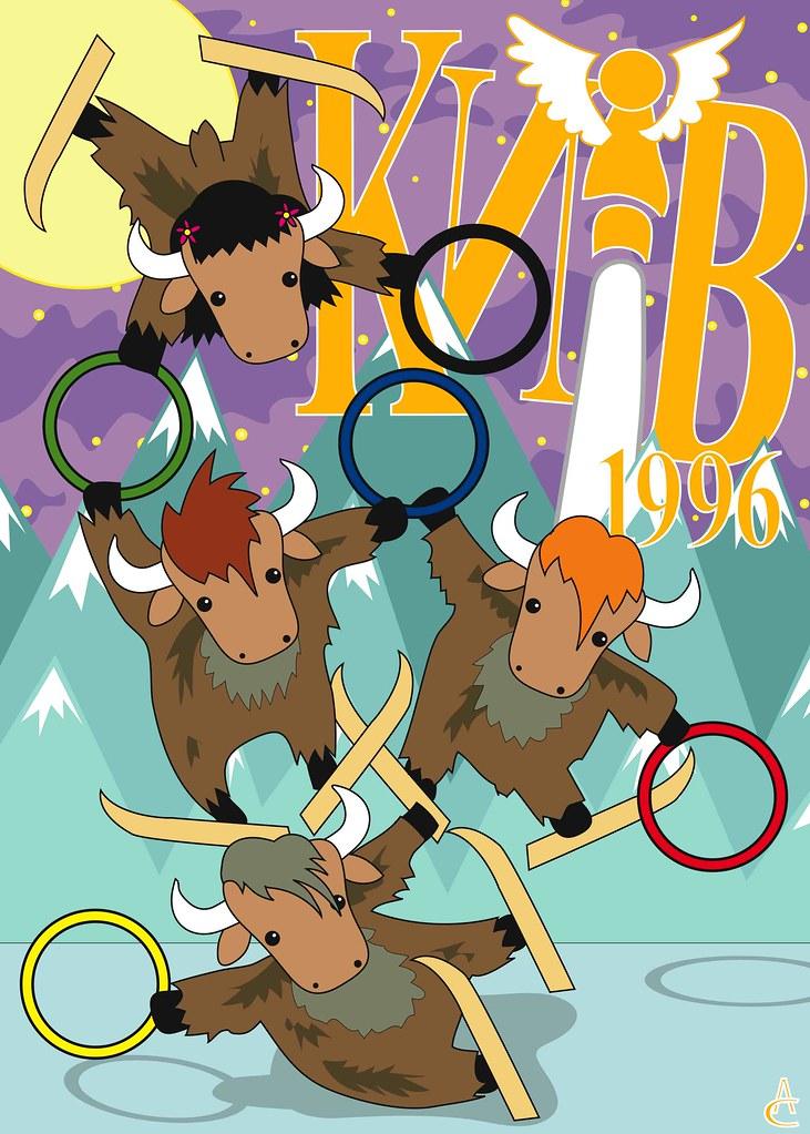 Kiev Winter Olympics 1996