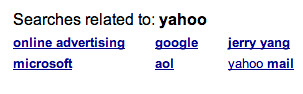 Google Related News Searches
