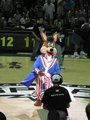 Uncle Coyote (Badtz Maru) Tags: sanantonio spurs playoffs