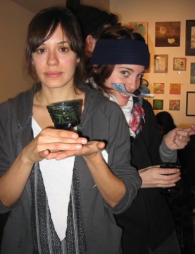 Ksenia & Krissy