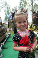 Lily (Phil Scoville) Tags: cemetery utah service sutherland rodger scoville graveside