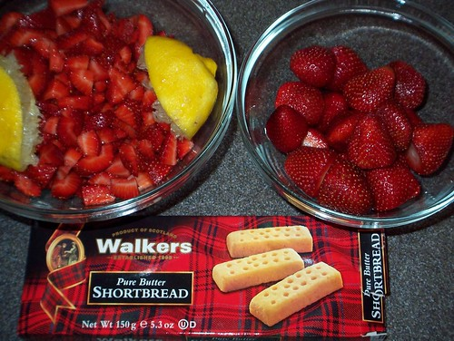 strawberry pie ingredients