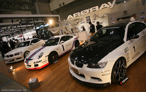 tokyo special import car show