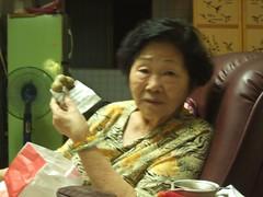 阿媽說抹茶波提很好吃