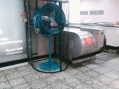 Air Conditioning at Old Street