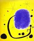 Joan Miró. El oro del azur. 1967.