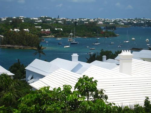 Bermuda roof tops
