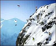 La foto de los seis deportes de montaña