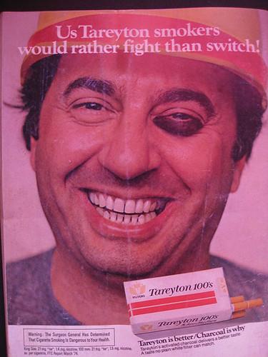 tareyton сигареты старый дизайн