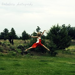 Day 118:  Jump, and you will find out how to unfold your wings as you fall (lindseyy.) Tags: ballet orange selfportrait me yard jump air skirt sp fgr 365days bodiesinflight ididballetforsevenyears iwishthatihadaremote pointyertoes myneighborsmostlikelythinkimcrazy isawsomethingsimilartothisalongtimeagosoidontknowwhoexactlytocredittheidea