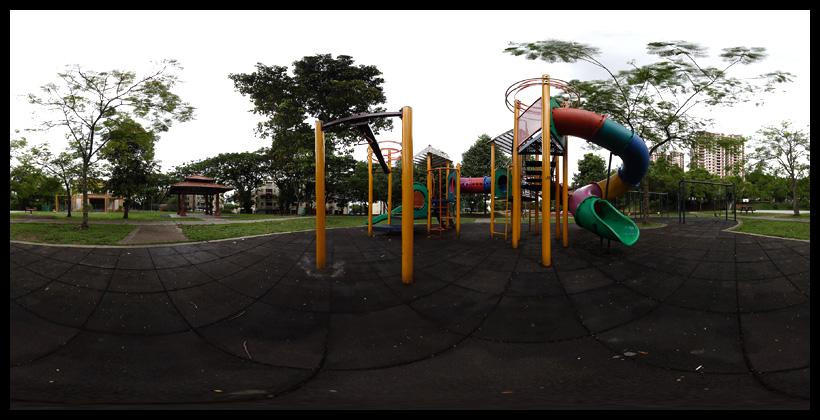 Gasing Indah Playground